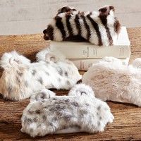 Fur Eye Masks