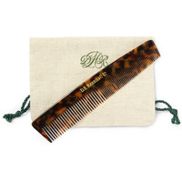 PRODUCT - D R Harris - Large Tortoiseshell Acetate Comb - 431787 | MR PORTER