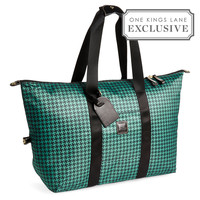 "18"" X-Bag Duffel, Houndstooth"