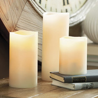 Remote Controlled Flameless Candle | Ballard Designs
