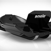 STEALTH-X | BY SNOLO SLEDS