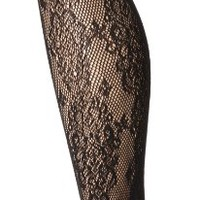 Jessica Simpson Women's Wallpaper Net Tight
