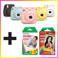 Fujifilm Instax Mini 8 Camera Bundle + Film | EyeCandy's