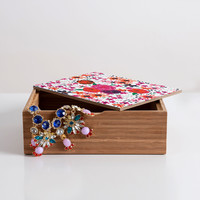 Vy La Bloomimg Love 1 Jewelry Box
