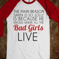 Santa Knows Where The Bad Girls Live