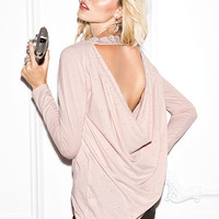 Cowl-back Top - Dream Tees - Victoria's Secret