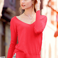 The V-neck Sweater - Essential Sweaters - Victoria's Secret