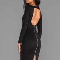 Boulee Rayne Dress in Black