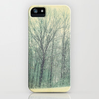 Winter iPhone & iPod Case by Olivia Joy StClaire