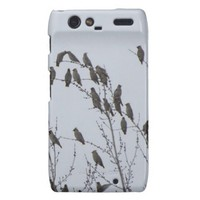 Birds Droid RAZR Case