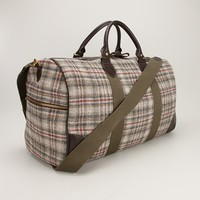 NOMAD 'Callanish Tweed Flight' holdall