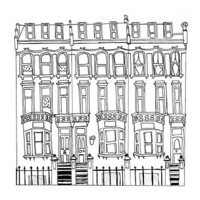 Custom House Illustration