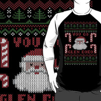 Funny You Go Glen Coco Ugly Christmas Sweater
