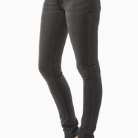 ALI SOFT JEGGINGS IN LIGHT GREY