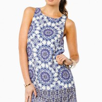 ELODIE TANK SHIFT DRESS