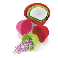 Cuisipro Scoop Prep Bowls, Set of 3 | Sur La Table