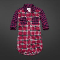 Shannon Flannel Shirt