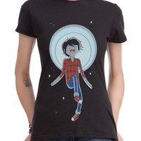 Adventure Time Marshall Lee Moon Girls T-Shirt