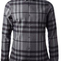 BURBERRY LONDON check shirt