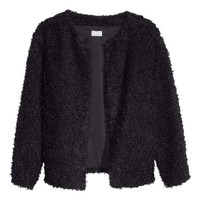 Fluffy Cardigan - from H&M