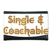 Single & Coachable Mini Wallet