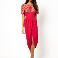 Virgos Lounge Nene Midi Dress