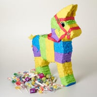 BURRO PIÑATA WITH CANDY