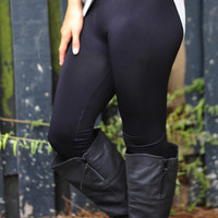 RESTOCK: Softest Leggings Ever: Black
