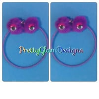 Stylish Princess Diva Fashion Earrings