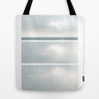 A Place Where Prayers Go Tote Bag by Miranda J. Friedman