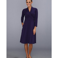 ExOfficio Go-To Crossover 3/4 Sleeve Dress