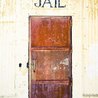 Jail Photograph by Priya Ghose - Jail Fine Art Prints and Posters for Sale