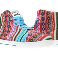 Inkkas Blue Mist High Top Sneaker INKHT0004