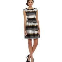 Ivy & Blu Extended-Sleeve Striped Dress | Dillards.com