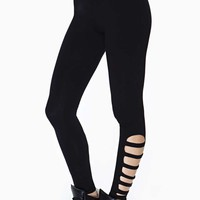 Nasty Gal Down The Line Leggings