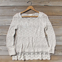 North Forest Knit Thermal in Sand