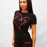 Girls Love Walker Tee | I Love Dirty Girls Clothing