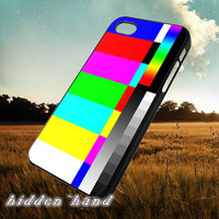 TV Color Bars,Case,Cell Phone,iPhone 5/5S/5C,iPhone 4/4S,Samsung Galaxy S3,Samsung Galaxy S4,Rubber,11/07/12/Jk