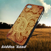 Vintage Paisley,Accessories,Case,Cell Phone,iPhone 5/5S/5C,iPhone 4/4S,Samsung Galaxy S3,Samsung Galaxy S4,Rubber,18/07/6/Du