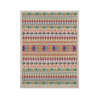 "Nika Martinez ""Native Fiesta"" KESS Naturals Canvas (Frame not Included"