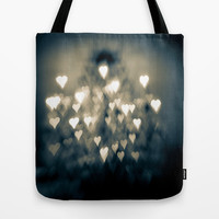 amour brûlant Tote Bag by Ann B.