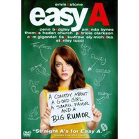 Easy A (Dubbed) (Subtitled) (DVD) (Eng/Fre) 2010