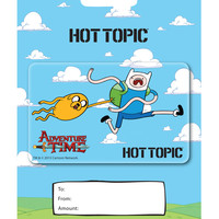 Adventure Time $75 Gift Card