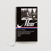 Best Made Company — John Muir Nature Writings & Badge