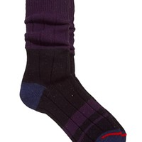 Paul Smith Stripe Boot Socks