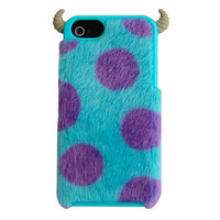 Monsters University iPhone 5 Furry Case - Sully