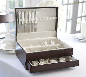 Flatware Storage Box | Pottery Barn