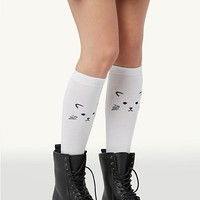 Lil' Kitty Knee Socks