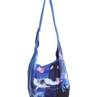 Disney Peter Pan Never Grow Up Hobo Bag