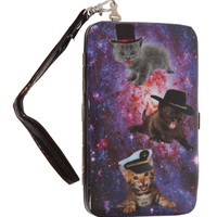 Cats In Hats Galaxy S3 Phone Hinge Wallet